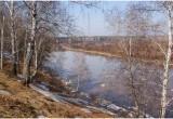 Гидрологическая обстановка в Куйбышеве на 17 апреля 2019 года