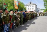 День пограничника торжественно отметили в Куйбышеве