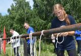 В «Гайдаре» прошёл III спортивно-туристический слёт
