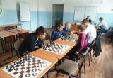 В шахматы и шашки сыграли представители ТОСов в Куйбышеве