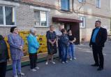 Собрание жильцов 11-6 по вопросу капитального ремонта дома
