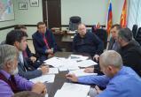 В администрации города вновь обсуждали строительство Спасского Собора