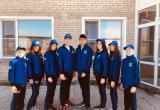 Сборная области тренировалась на спортивных площадках Куйбышева для участия во Всероссийском фестивале ГТО в Артеке