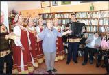 "Десятилетний юбилей отметил клуб ""Рябинушка"""