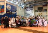 280 участников собрал турнир по рукопашному бою