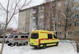 На пожаре в 13-м квартале погиб пенсионер