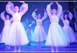 Большим праздничным концертом «Подарок на Рождество» порадовали куйбышевцев во Дворце культуры