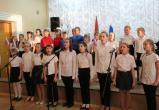 Учащиеся и преподаватели ДШИ приняли участие в фестивале-концерте патриотической песни «Россия – Родина моя!»