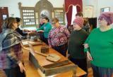 «Трогательную» выставку для незрячих и слабовидящих гостей организовали в музее