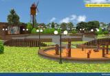 Новый парк вместо заброшенной спортивной площадки появится в Абрамово к сентябрю 2020 года