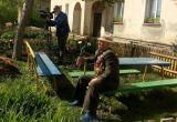 «Катюшу» и «Майский вальс» подарили фронтовику куйбышевские волонтёры