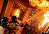 В Куйбышеве внук спас бабушку от пожара