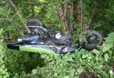 Наехал на мотоцикле на дерево: подросток погиб в ДТП в Чановском районе