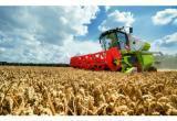 5 новых зерноуборочных комбайнов будут работать на полях Куйбышевского района