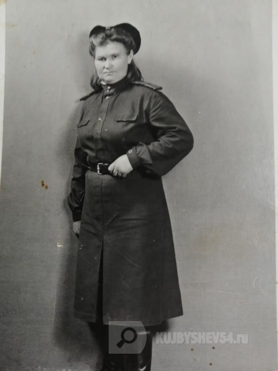 Фото Ивантеева Анна Егоровна, 1924-1979 гг.