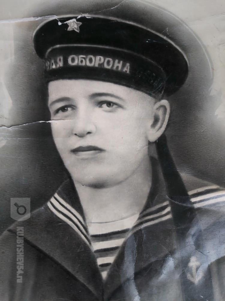 Фото Минеев Илья Иванович -  старший краснофлотец