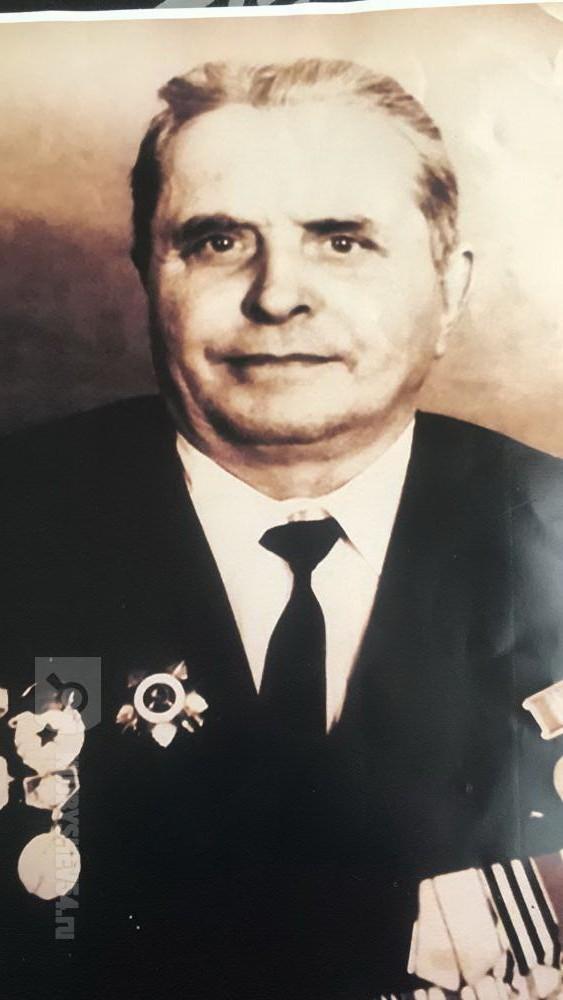 Фото Убираев Андрей Егорович 06.12.1926-25.11.2013