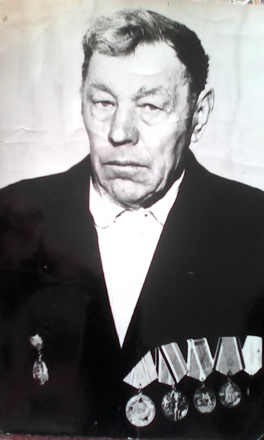 Фото Казаков Николай Иосифович
