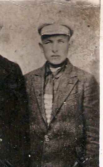 Фото Титов Павел Кузьмич 1908-10.1941