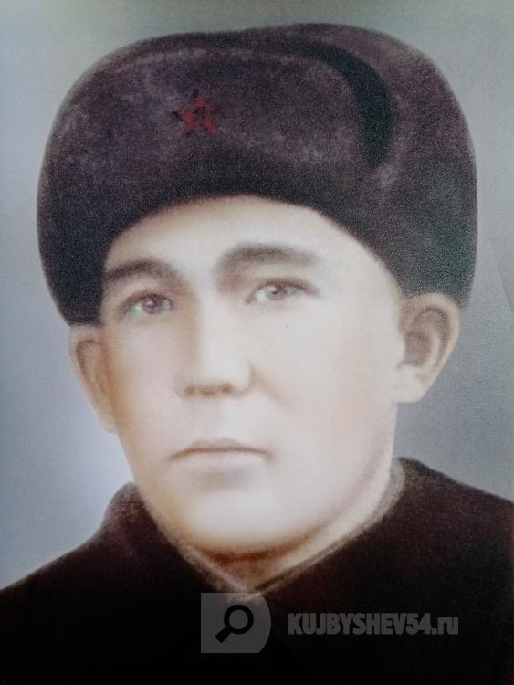 Фото Власов Константин Михайлович (10.08.1913 - 02.04.1945). Младший сержант.